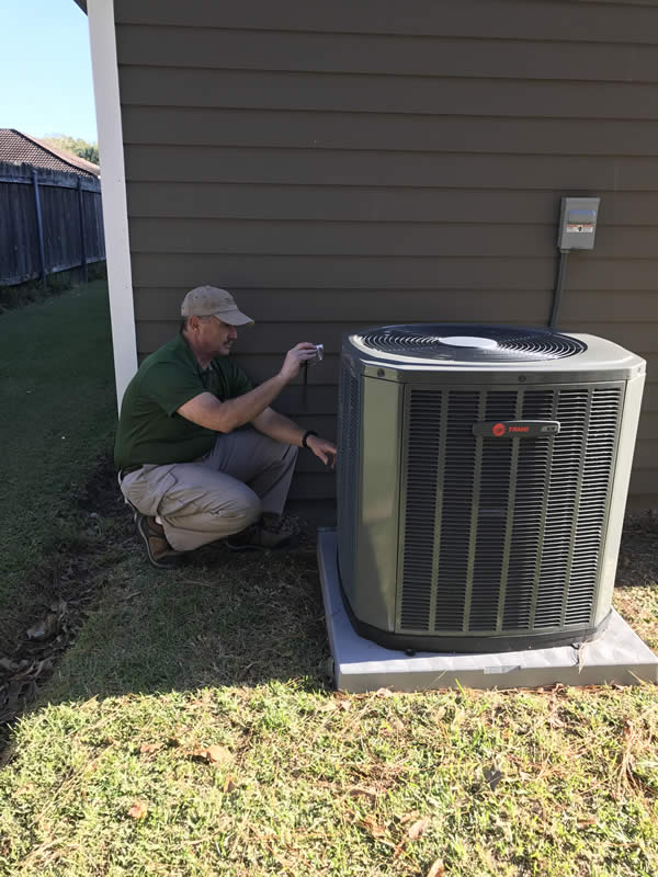 HVAC - Sugarland Home Inspection